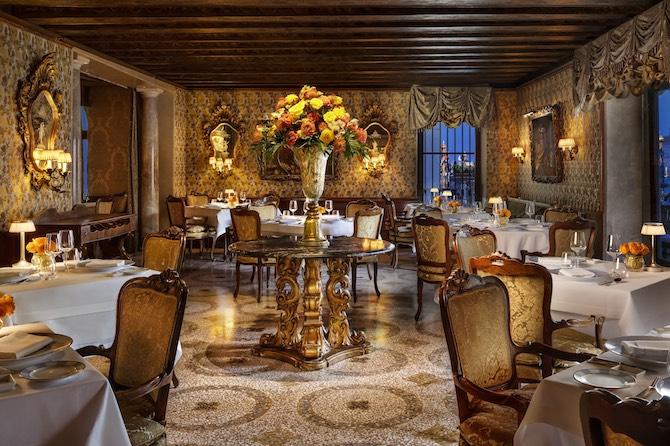 Club Del Doge Restaurant