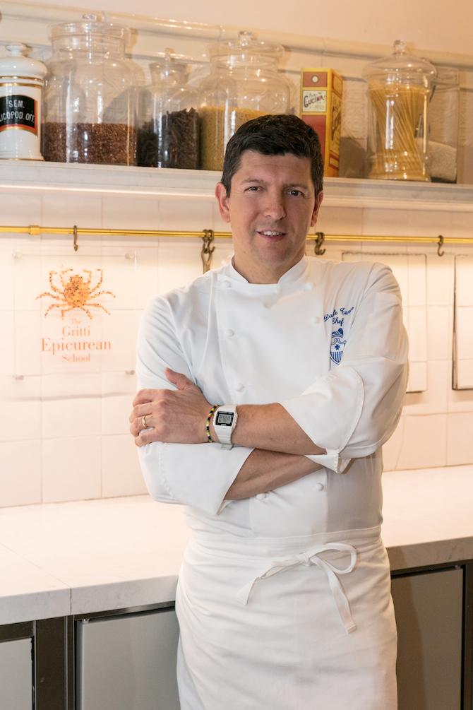 Lo Chef Daniele Turco