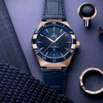 Omega presenta la nuova generazione di modelli maschili Constellation