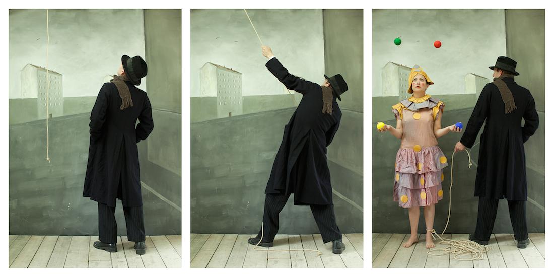 Paolo Ventura. Carousel, in mostra al museo CAMERA di Torino