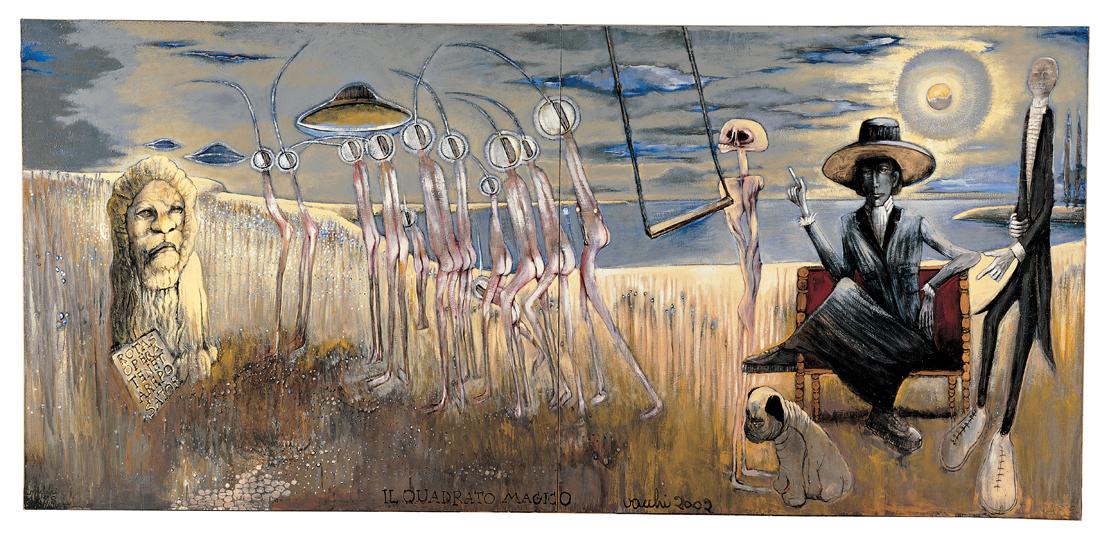 Oltre la profezia. Sergio Vacchi 1952-2006