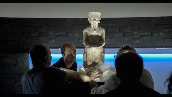 Viaggio oltre le tenebre.Tutankhamon Real Experience®