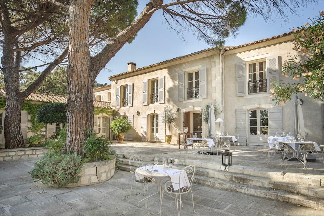 Les Baux de Provence La Benvengudo, relax in Provenza