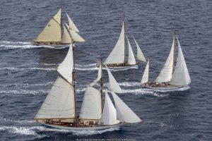 Nuovo formato per le regate Les Voiles de Saint-Tropez 2020