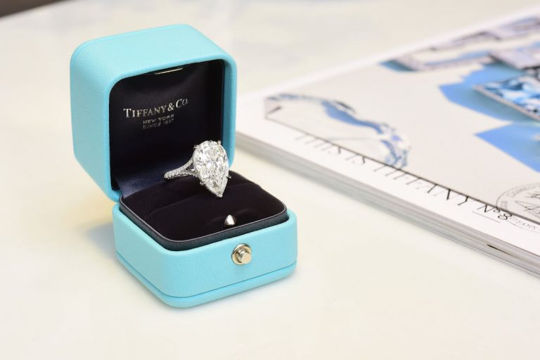 I gioielli Tiffany on line con il progetto 'Everything is possible'