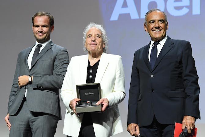 Matthieu LeVoyer, Abel Ferrara e Alberto Barbera