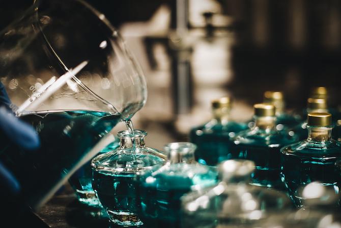 """""""Rituale del Profumiere"""", Aquaflor"""