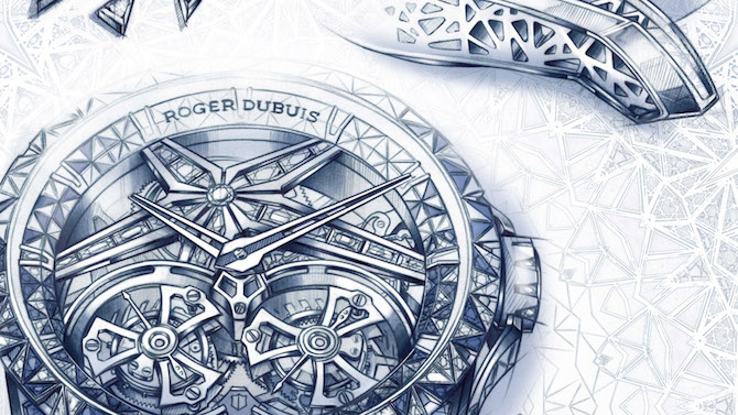 Roger Dubuis, Excalibur Superbia – RDDBEX0821