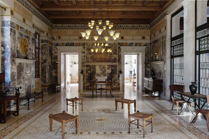 Grand Salon © Colombe Clier / Centre des monuments nationaux