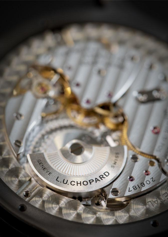 Chopard L.U.C XP Il Sarto Kiton, Rif. 168592-3003