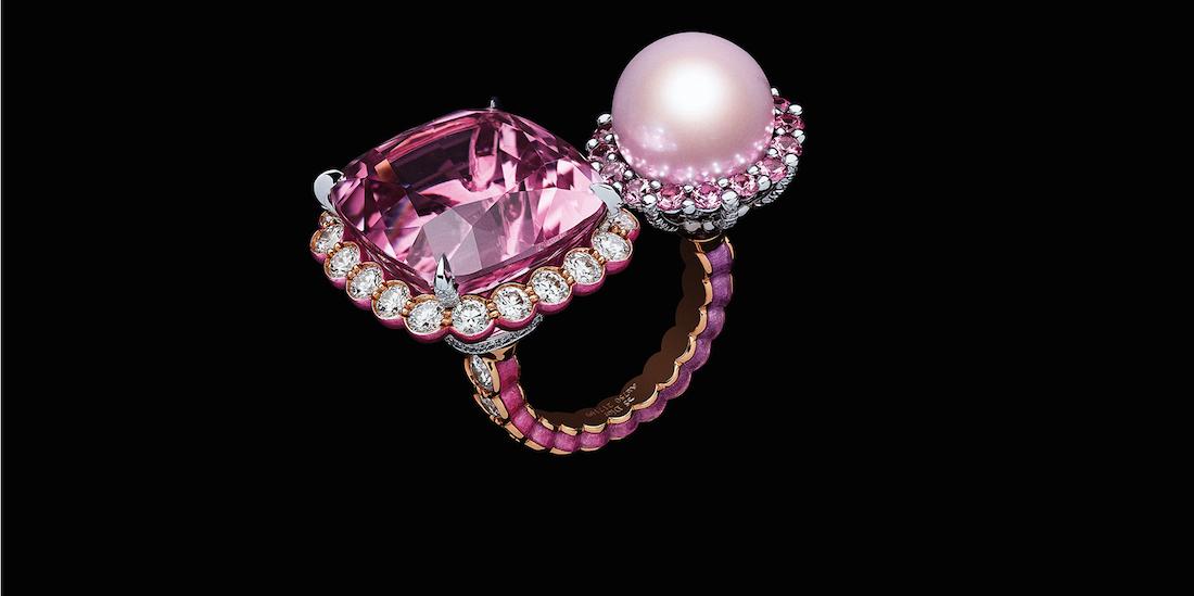 Dior gioielli, il colore secondo Victoire de Castellane