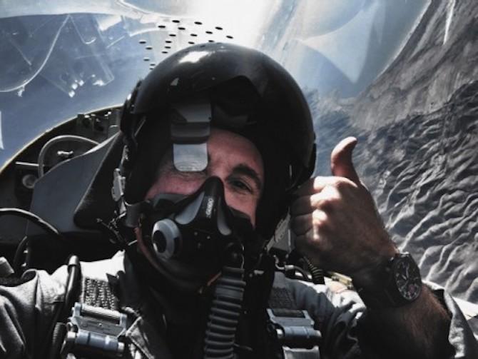 Jim DiMatteo, Capitano della Marina degli Stati Uniti