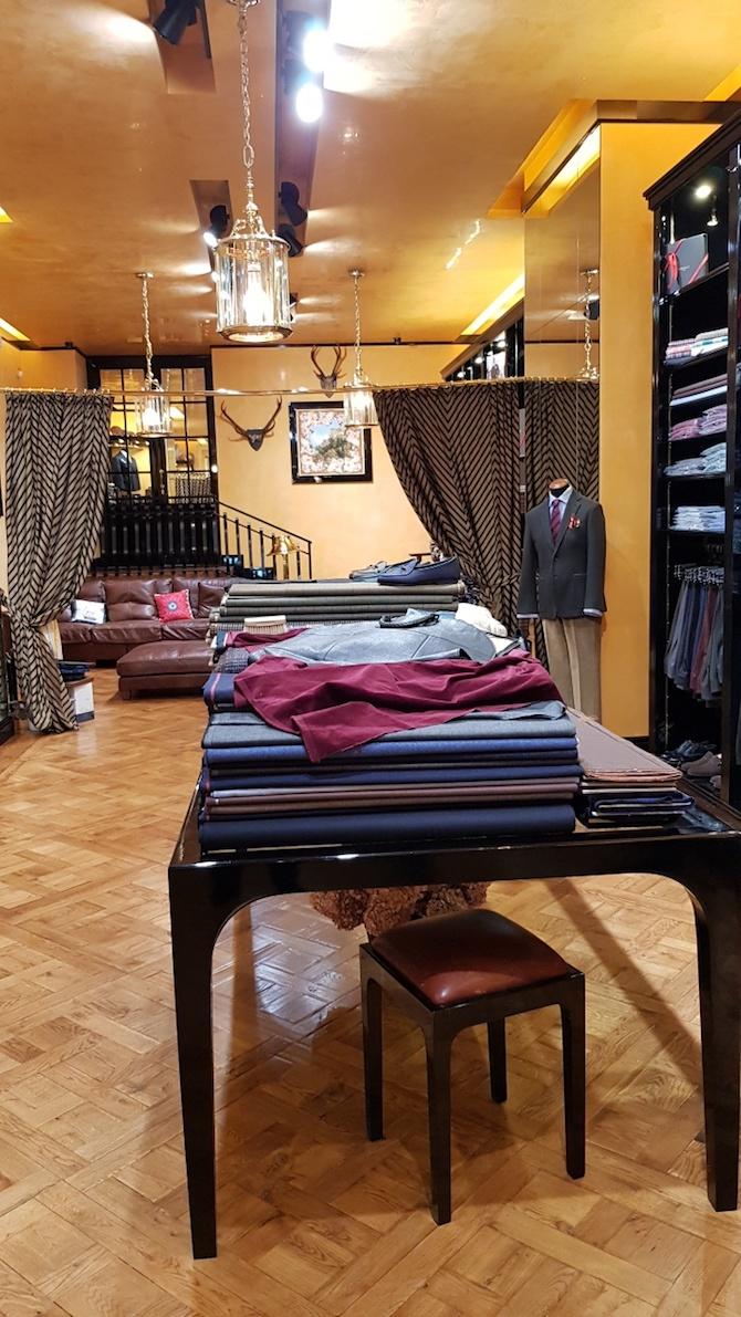 boutique Rubinacci