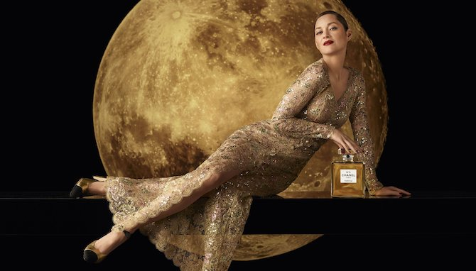 Marion Cotillard_Credits Chanel