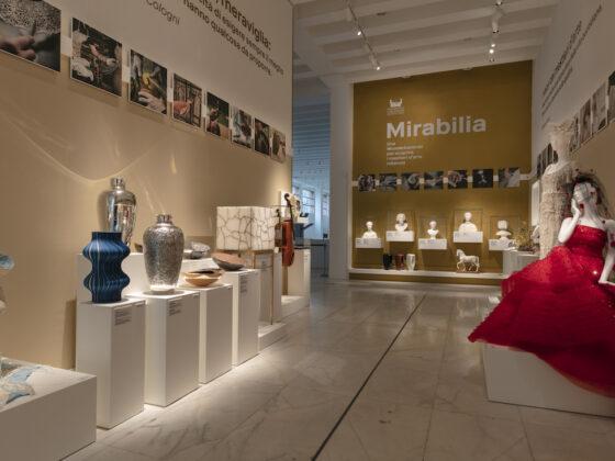 Una Wunderkammer per scoprire i mestieri d'arte milanesi alla Triennale di Milano