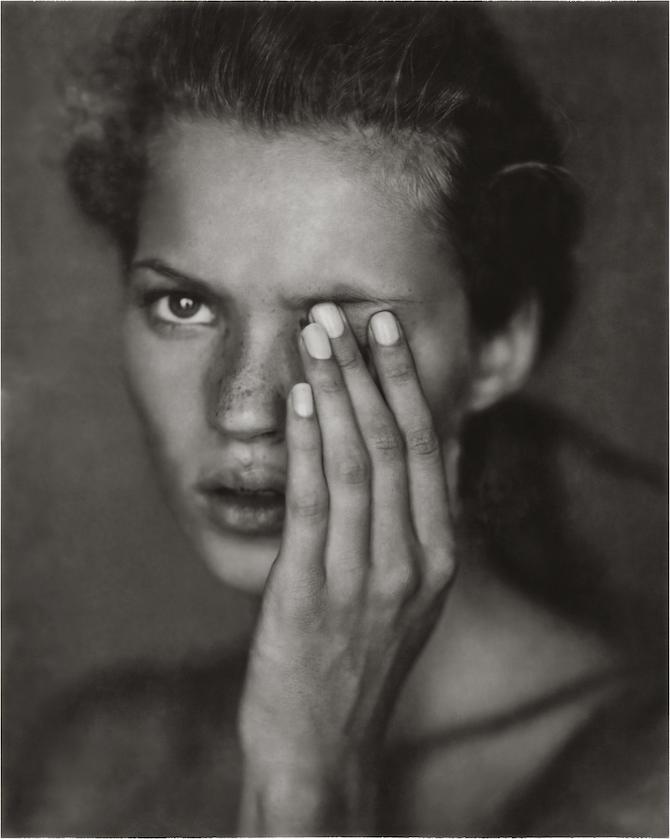 Kate, New York 1993 (for Harper's Bazaar)© Paolo Roversi