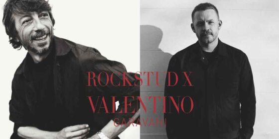 Maison Valentino presenta il progetto Valentino Garavani Rockstud X