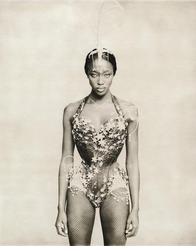Naomi, Paris 1997 (for Vogue Italia)© Paolo Roversi