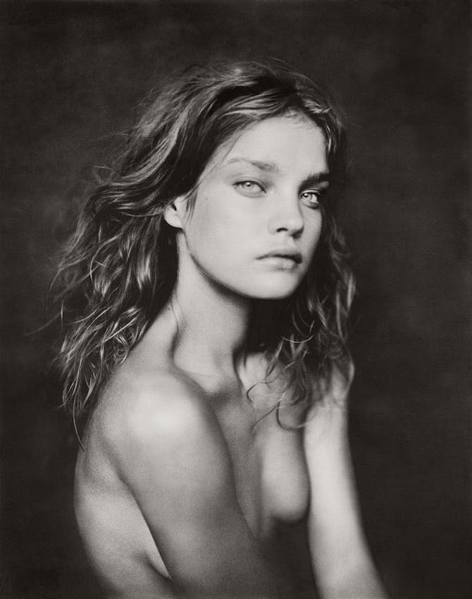 Natalia, Paris 2003 (for Egoïste)© Paolo Roversi