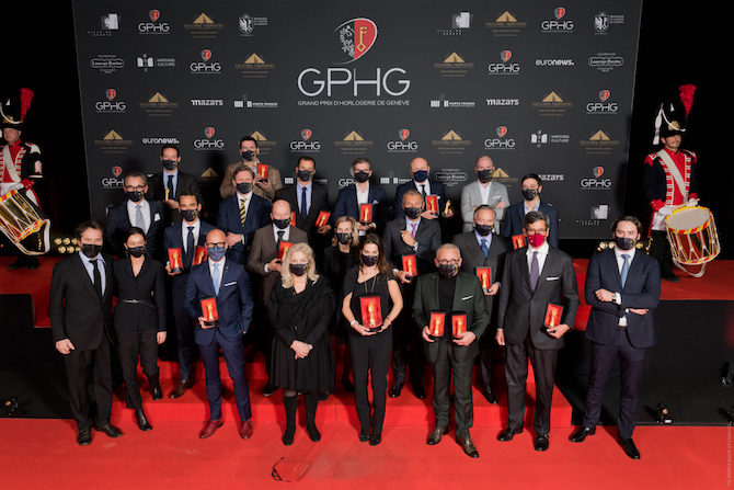 Grand Prix d'Horlogerie de Genève (GPHG