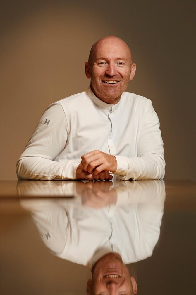 Chef Alfio Ghezzi Guida Michelin 2021