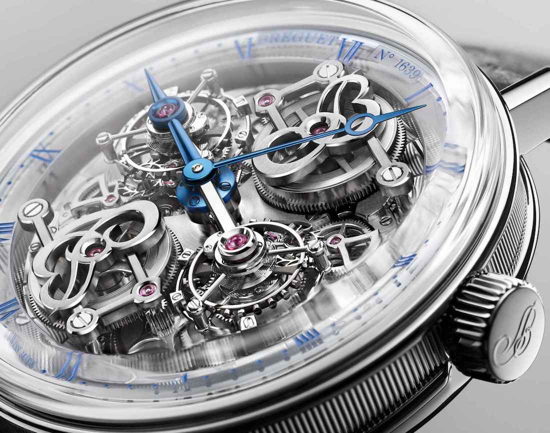 Breguet Classique Double Tourbillon 5345 Quai de l'Horloge