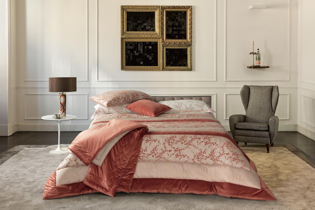La Perla Home, biancheria di lusso contemporaneo