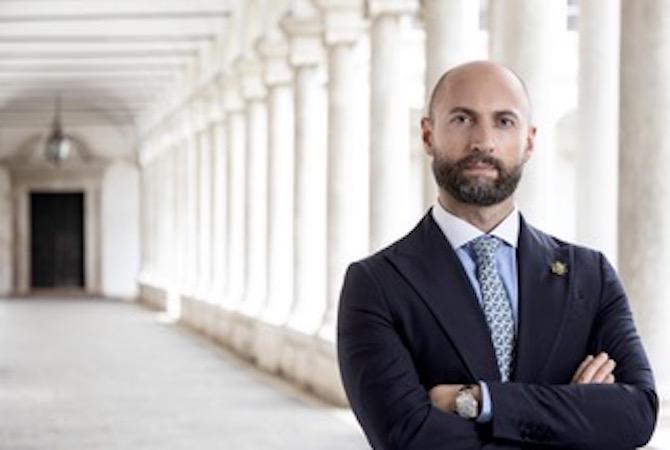 Alberto Cavalli, Co-Executive Director – Photo Credit: Laila Pozzo, Michelangelo Foundation