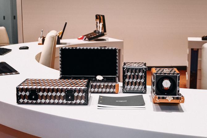 Nasce la nuova partnership tra il malletier Au Départ Paris e Pisa Orologeria che a Dicembre propongono una collezione speciale dedicata agli appassionati dell'orologeria e non solo.