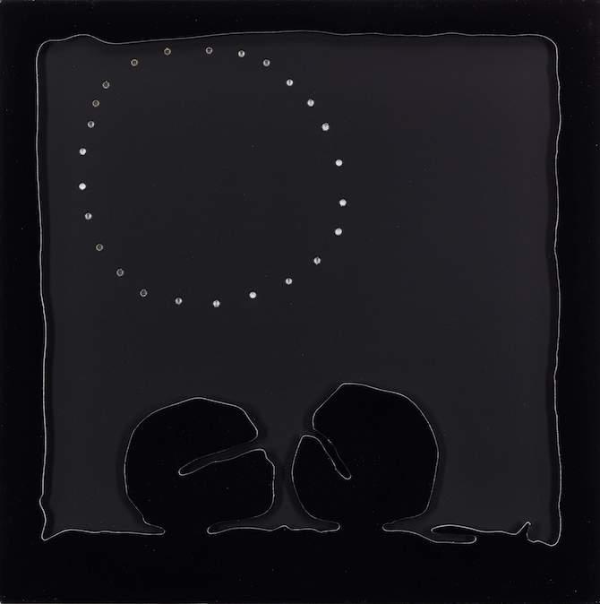 Sotheby's 'Contemporary Curated Milan', Lotto 43, LUCIO FONTANA, Concetto spaziale – Teatrino, serigrafia e cartone sagomato, firmato e numerato 39/75 sul retro, eseguito nel 1968 da Edizioni Plus, Baden Baden, in 75 esemplari, di cui 20 numerati in numeri romani. Base d'asta €10,000–15,000