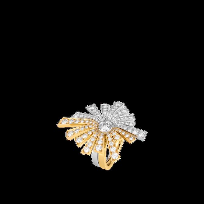 CHANEL Joaillerie, anello trasformabile SOLEIL DE CHANEL