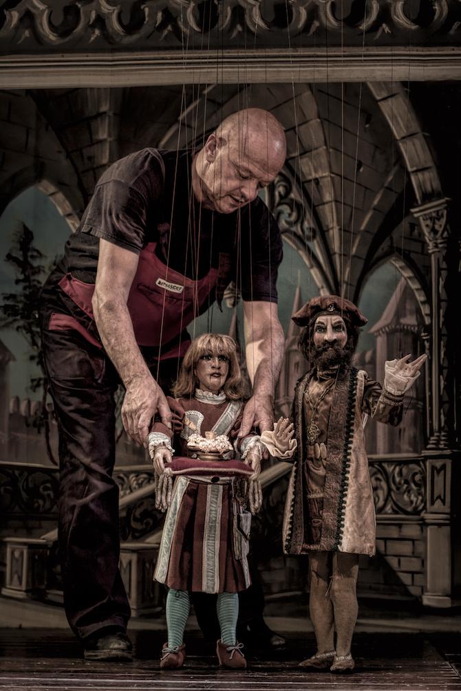 Compagnia Marionettistica Carlo Colla e Figli