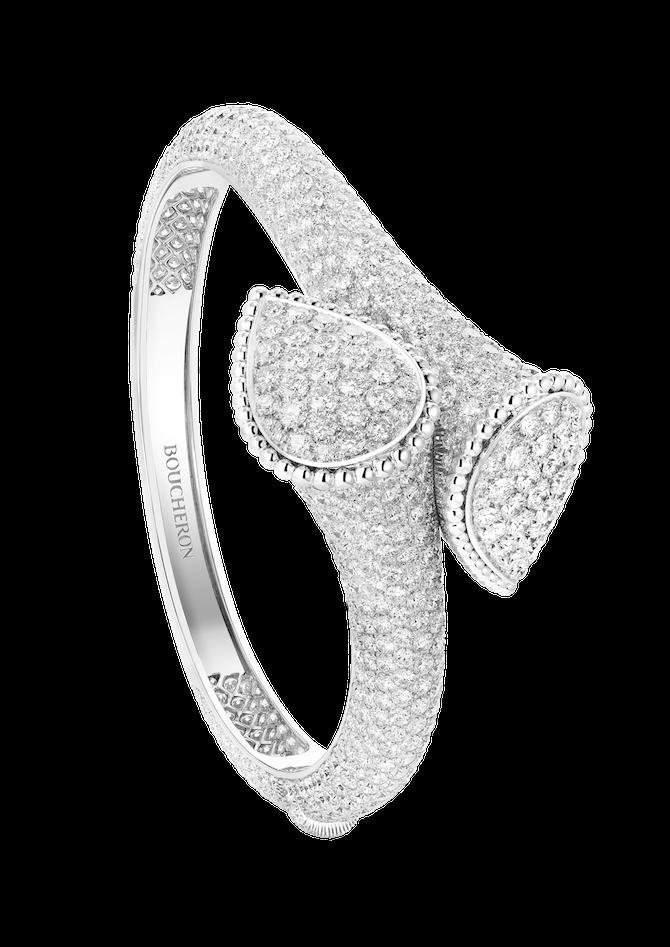 Boucheron Serpent Bohème Diamants