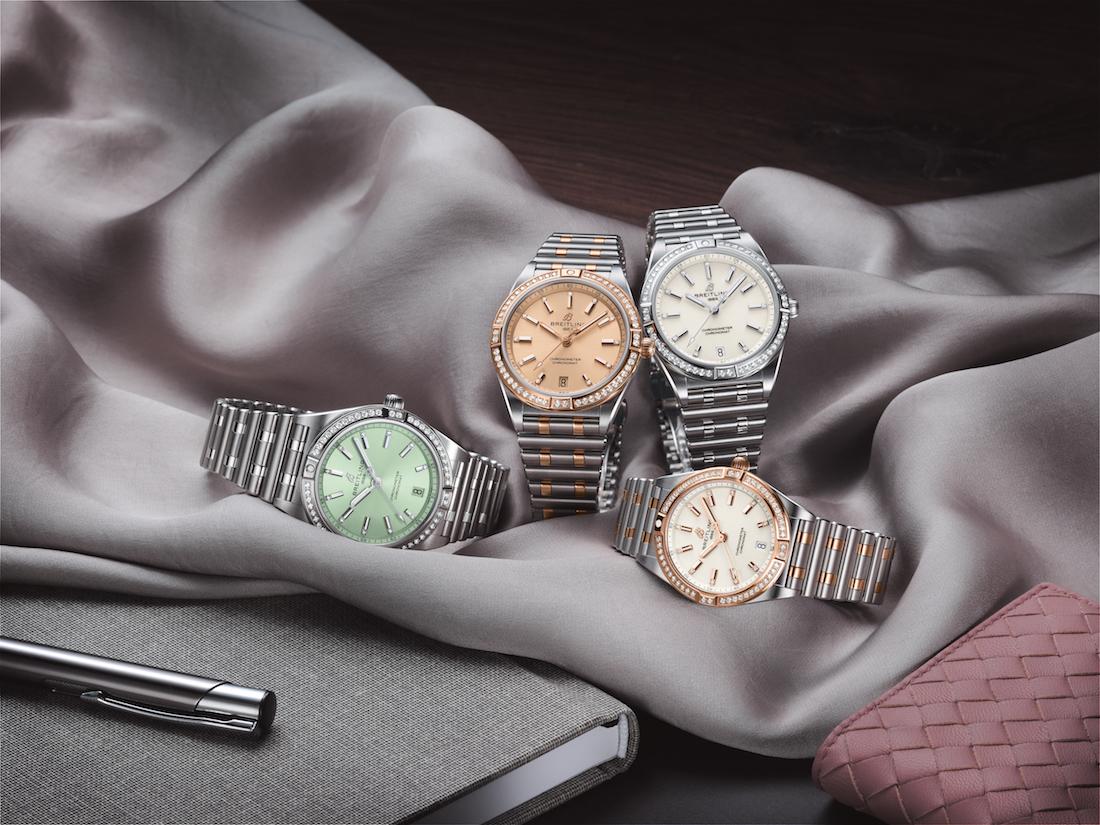 Breitling Chronomat, orologi da donna 36 e 32 mm