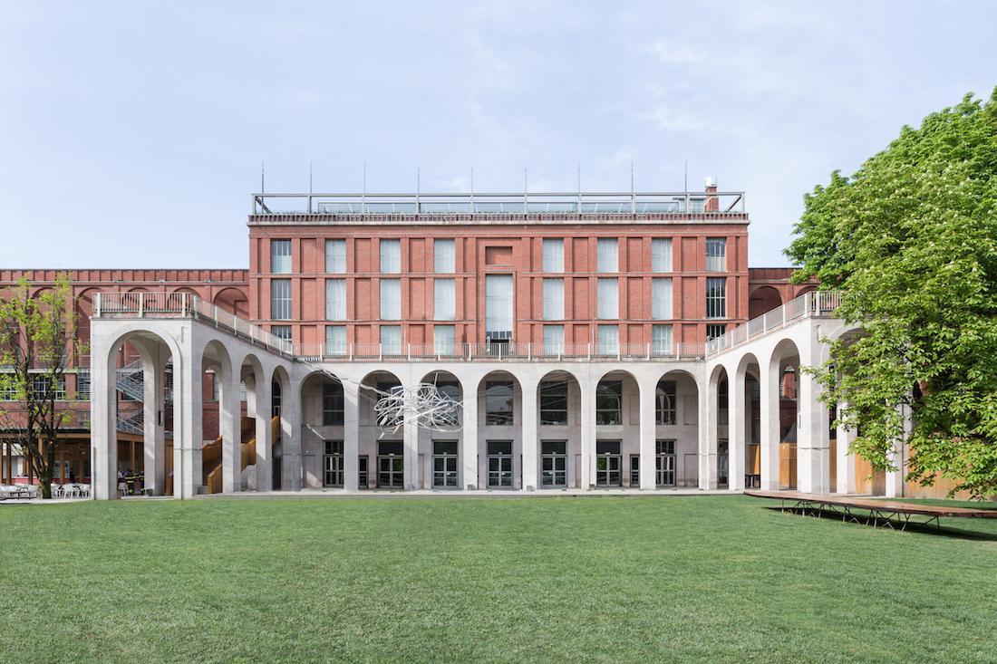 I tesori viventi, Fondazione di Sardegna e Triennale Milano