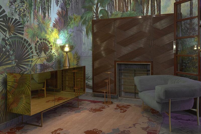 Elena Palossi e LargheVedute – L'atelier dove l'home decor diviene scenografia