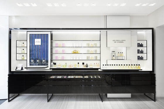 lezioni di trucco virtuale Chanel, VIRTUAL BEAUTY SERVICES beauty boutiques chanel