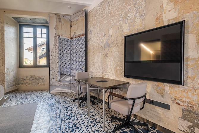 Palazzo Rhinoceros, Fondazione Alda Fendi Esperimenti
