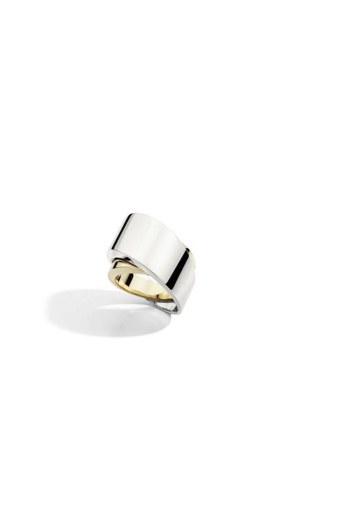 Anello, Tourbillon, oro bianco oro rosa