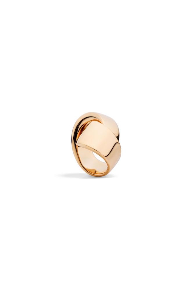Anello, Abbraccio, oro rosa Vhernier