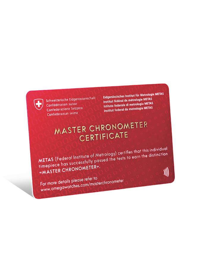 certificazione Master Chronometer