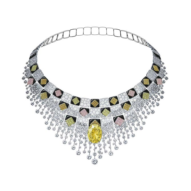 CHANEL High Jewelry Escale à Venise, collana Sérénissime