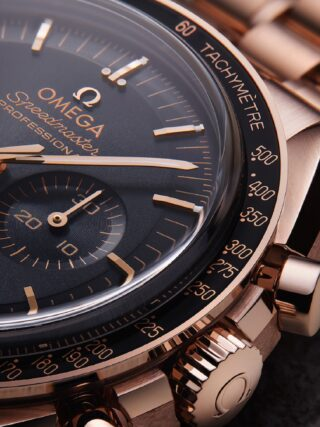 Omega Speedmaster Moonwatch: generazione Master Chronometer