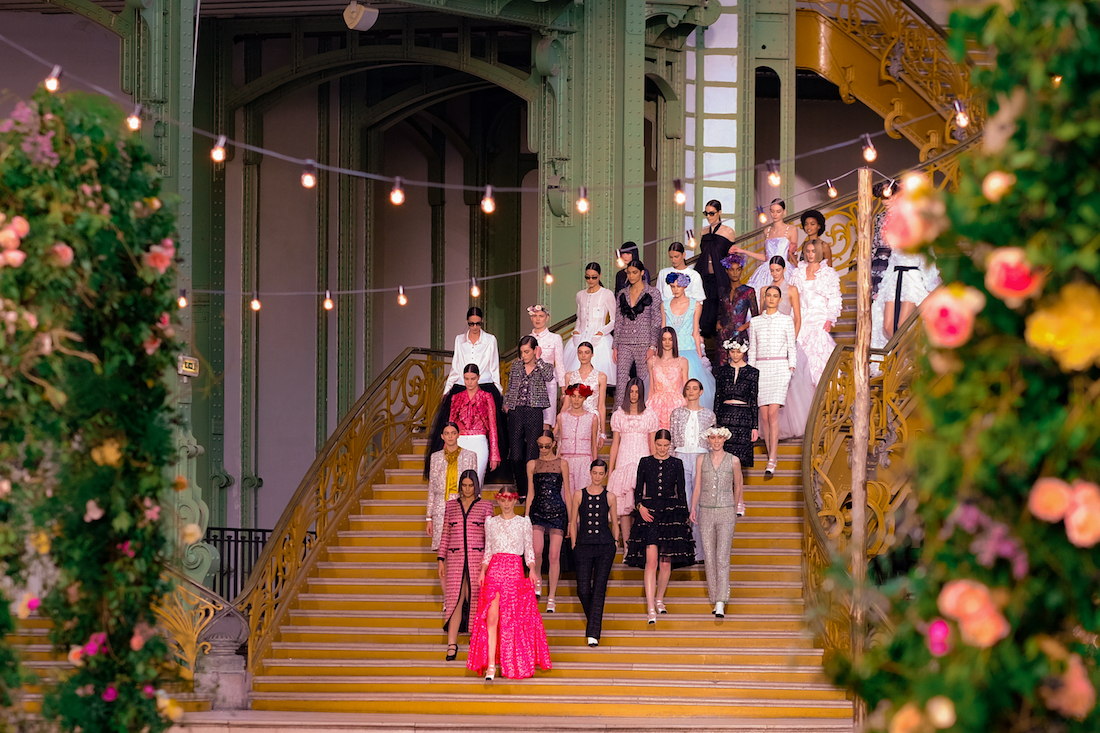 Chanel Haute Couture primavera estate 2021