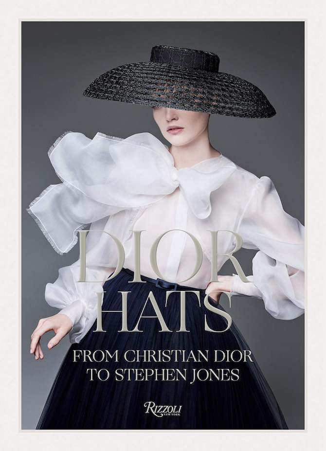 Dior Hats. From Christian Dior to Stephen Jones