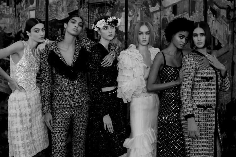 Chanel Haute Couture primavera/estate 2021