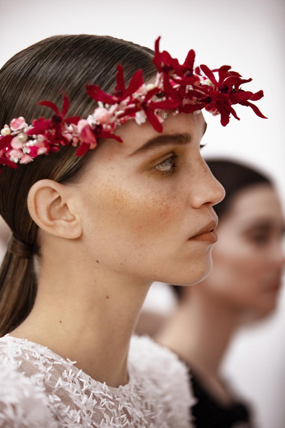 Chanel Haute Couture primavera estate 2021