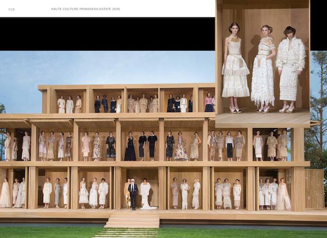 Chanel Sfilate. Tutte le collezioni di Patrick Maurièes