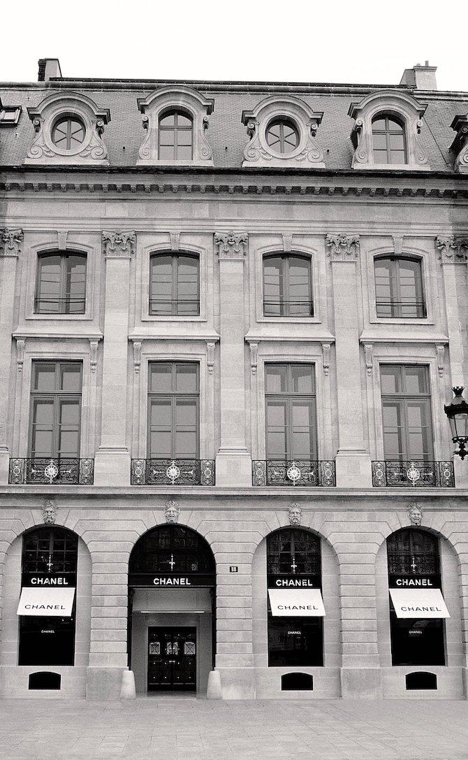 Place Vendôme _ Credits Chanel