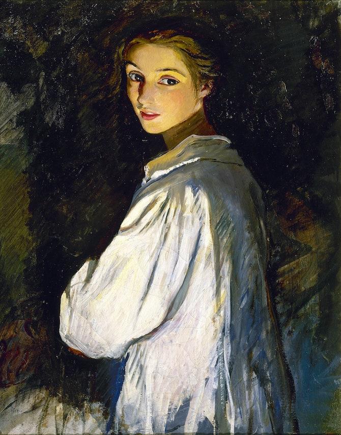 Zinaida Serebrjakova, Autoritratto, 1911© State Russian Museum, St. Petersburg - Siae 2020